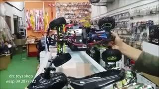 موتور کنترلی خوش ساخت wltoys 12428a چهارچرخی/نوین آرسی