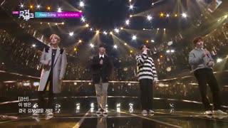 اجرای آهنگ Keep Going از گروه Voisper در Music Bank