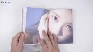 آنباکسینگ Unboxing مینی آلبوم Love Poem از آی یو IU / آیو