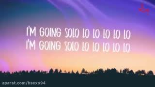 موزیک Solo از جنی (بلک پینک) با زیرنویس فارسی چسبیده