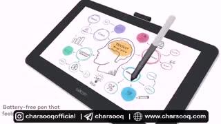 صفحه نمایش به همراه قلم