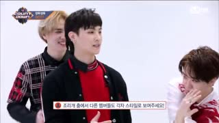 ویدئو اموزش رقص (LOOK( GOT7 گات سون-1080p