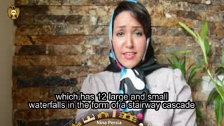 Relax your mind and enjoy a soulful nature! Don't Go to Iran without Nina Persia