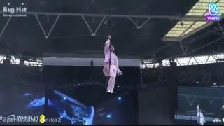اجرای زیبای جونگکوک(BTS) بنام یوفوریا