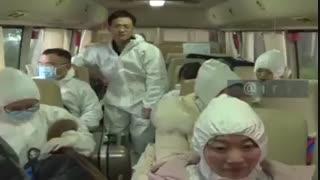 تلاش چینی ها برای مقابله با ویروس کرونا