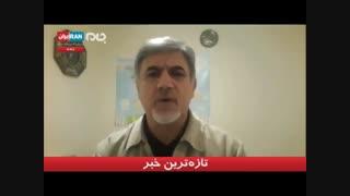 حسین علیزاده تحلیلگر ایران اینترنشنال با انتقاد از پیشنهاد مذاکره ظریف به آمریکا