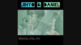 HBD  jihyo + میکسی زیبا و دلنشین از کانگ دنیل و جیهیو((پیشنهاد میشود))