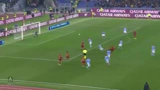 خلاصه بازی رم 1 - ناپولی 1 از هفته بیست و یکم سری آ ایتالیا