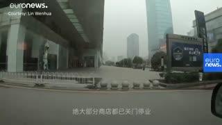 ویروس کرونا؛ چین ۵۶ میلیون نفر را قرنطینه کرده است