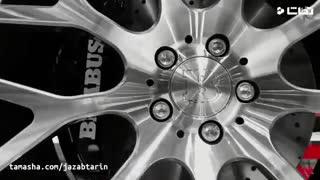 سری جدید باراباس از نوع شاسی (Mercedes 2020 Brabus G V12 900)