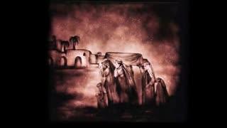 نماهنگ نقاشی با شن خانم فاطمه عبادی و با مداحی محمد حسین پویانفر