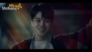 ❤  تو یه دنیایی با اون چشمای رویایی ❤ میکس سریال  کره ای پرطرفدار( آلارم عشق)❤   آهنگ تو بمون واسم - علی پارسا-480p