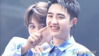 EXO - Kaisoo Moments-Sad Song