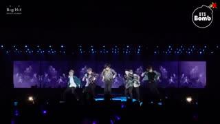'Let Go' Stage Cam (BTS focus) @ 191215 MAGIC SHOP - BTS (방탄소년단