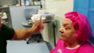 جراحی پلک ( بلفاروپلاستی )