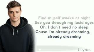 Martin Garrix-No sleep ft.Bonn