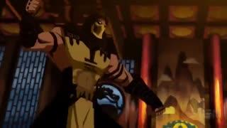تریلر فیلم Mortal Kombat Legends: Scorpion's Revenge