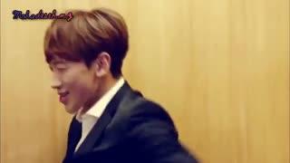 میکس شاد و باحال از سریال کره ای لطفا برگرد آجوشی ( برای چالش میکس رقص آورArmy with BTS forever)