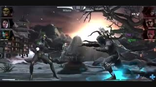 Klassic Mileena - Day of the Dead Jade - Circle of Shadow Kitana - In Mortal Kombat Mobile