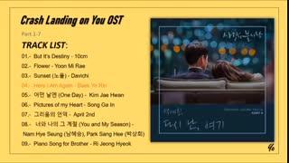 آلبوم آهنگ های سریال کره ای سقوط بر روی تو ( سقوط آزاد عشق )