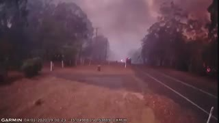 آتشسوزی استرالیا