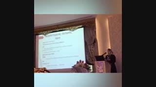سخنرانی دکتر سمامی در کنگره زنان