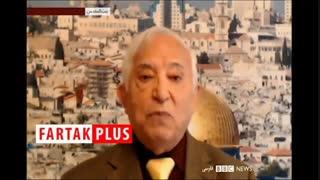 کارشناس صهیونیست بی بی سی: تُف بیاندازید اسرائیل نابود میشود!