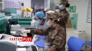 جدیدترین آمار از شمار مبتلایان به ویروس کرونا در چین