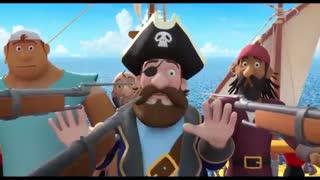 انیمیشن کاپیتان شارکی(کودکانه)