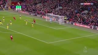 خلاصه بازی پرگل و تماشایی لیورپول 4 - ساوتهمپتون 0 از هفته بیست و پنجم لیگ برتر انگلیس