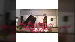 قسمتی از نمایش کمدی و خندهدار نقطه سرخط.، به نویسندگی و کارگردانی: علی الفت شایان