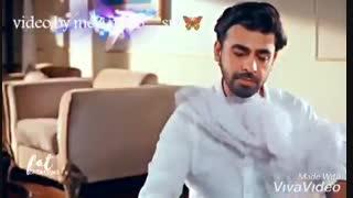 کلیپ فان از زوج دوست داشتنی شیوا و ارسلان  سریال پاکستانی عروسی بی عروسی