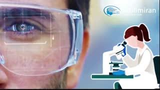 سابلیمینال + بیوکنزی تغییر رنگ چشم به آبی به کمک ضمیر ناخودآگاه
