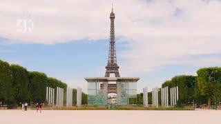 پاریس را در کمتر از 5 دقیقه بگردید!
