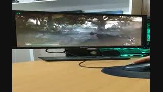 کیس گیم قدرتمند ای5 با SSD و GTX950