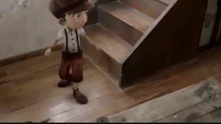 انیمیشن پینوکیو(کودکانه)
