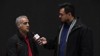 مصاحبه اختصاصی سلام سینما با کامران خلج طراح گریم فیلم قصیده گاو سفید