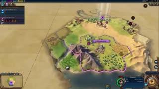 آموزش بازی Civilization VI - قسمت 1
