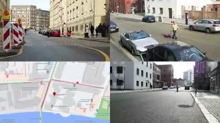 هک گوگل مپس و ایجاد ترافیک کاذب بر روی نقشه با 99 گوشی هوشمند!