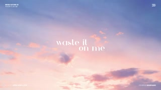 """""""Steve Aoki ft. BTS - Waste It On Me Piano Cover"""""""