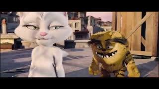 انیمیشن گربه بد 2018(کودکانه)