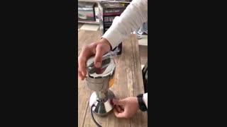 آسیاب برقی صنعتی کوچک