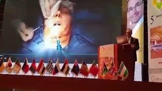 پنجمین کنگره بین المللی راینولوژی و جراحی پلاستیک صورت در شیراز