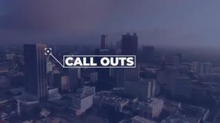 پروژه آماده پریمیر تایتل گلیچ نوشته راهنما Glitch Call Outs