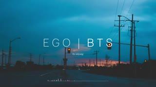 کاور پیانو آهنگ Outro : Ego از BTS ورژن مالیخولیاااااا :|