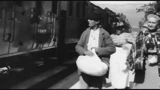 بازسازی به کیفیت 4K نرخ 60 فریم، فیلم کوتاه «Arrival of a Train at La Ciotat Station» ساخت سال 1896