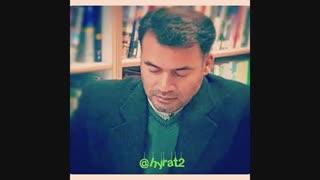 سخنرانی دکتر رمضانی انسان در آیینه ابدیت (2) مقام والای اشک و شهادت