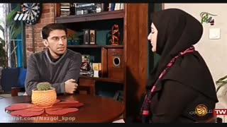 صحبت کردن راجب کیپاپ در شبکه سه