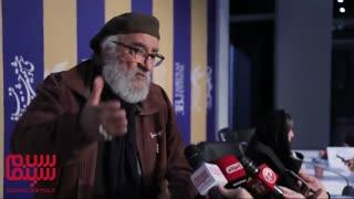 صحبتهای داریوش ارجمند بعد از نشست خبری «روز بلوا»