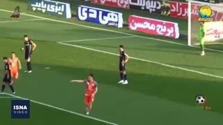 گلهای هفته نوزدهم لیگ برتر فوتبال